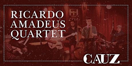 Ricardo Amadeus Quartet  boletos
