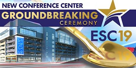 ESC19 Groundbreaking tickets