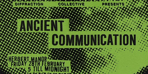 Ancient Communication - Feat. SMOKE SIGN (Zenon Records) (US)