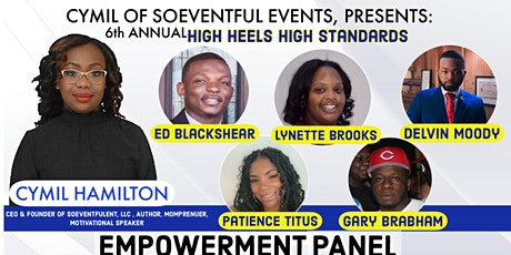 6th Annual SoEventfulEnt Empowerment Panel tickets