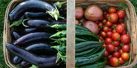 Growing Vegetables in Central Oregon-Redmond tickets