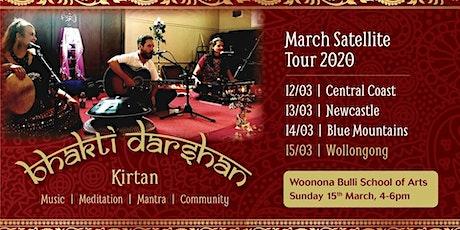 Bhakti Darshan Kirtan - Wollongong tickets