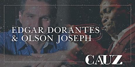 Edgar Dorantes & Olson Joseph biglietti