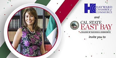 International Trade Luncheon with Consul General of Mexico Remedios Gomez tickets
