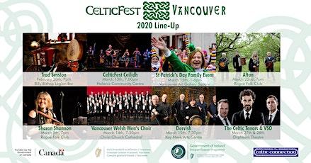 CelticFest Vancouver 2020 tickets