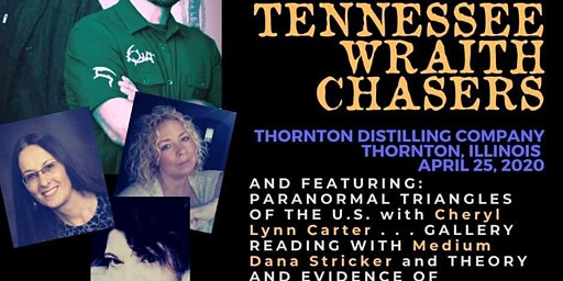 Tennessee Wraith Chasers at Distillery of the Dead Illinois