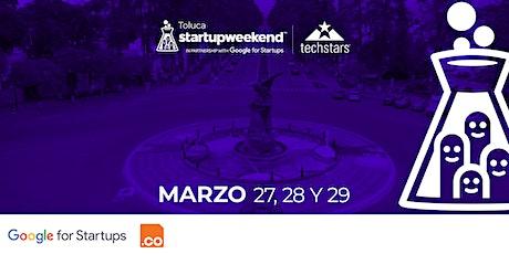 Startup Weekend Toluca 2020 boletos