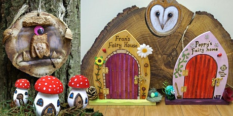 Kid's Creations in Wood (afternoon workshop) tickets