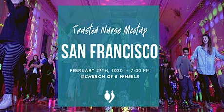 Trusted Meetup: Disco Skate Night in San Francisco tickets