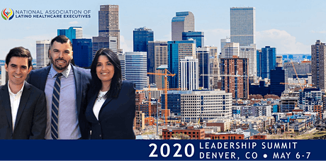 NALHE's 2020 Leadership Summit: Mapping the Mile-High Health Care Trek! tickets