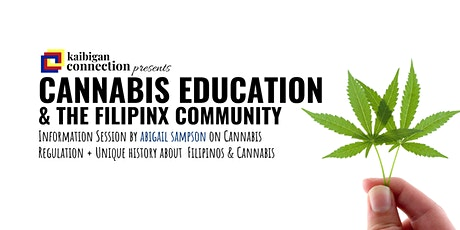 Cannabis Education & the Filipinx Community tickets