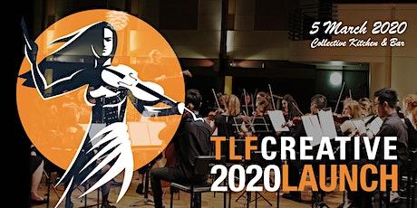 TLF Creative 2020 Launch tickets