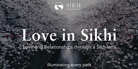 Love in Sikhi – SikhRI tickets