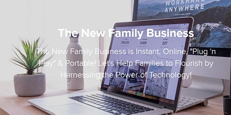 The New Family Business tickets
