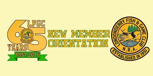 NEW MEMBER ORIENTATION SESSION V 03/07/2020 | 9:00 AM ***FINAL SESSION***