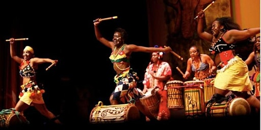West African Dance Workshop with Ayodele Drum and Dance