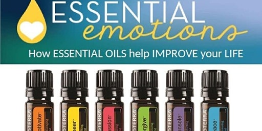 EMOTIONS AND ESSENTIAL OILS