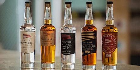 Privateer Rum Tasting tickets