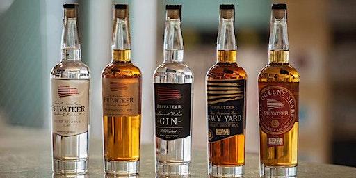 Privateer Rum Tasting