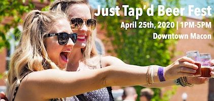 Just Tap'd Beer Festival 2020
