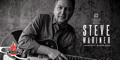 Steve Wariner [Rescheduled Date from March 26th] tickets