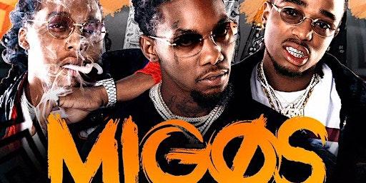 MIGOS LIVE - Drais Nightclub - #1 Vegas HipHop Party