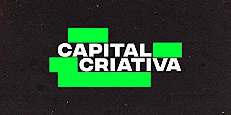 NOVA Capital Criativa bilhetes