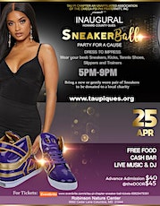 Tau Pi Chapter Sneaker Ball  tickets