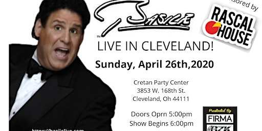 Basile LIVE In Cleveland