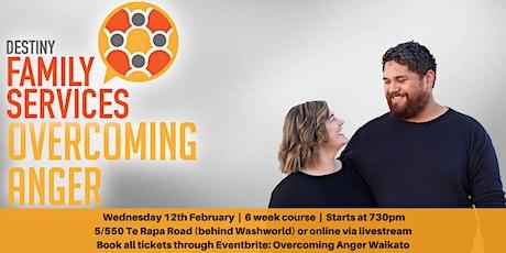 Overcoming Anger Waikato - Week Three tickets