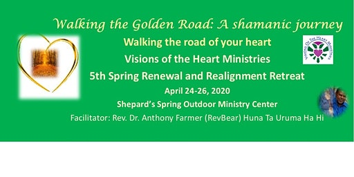 Walking the Golden Road - A Shamanic Journey