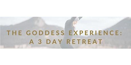 Goddess Experience Retreat tickets