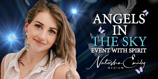 Angels in The Sky fundraising Mediumship event for WYNTER