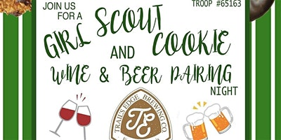Girl Scout Cookie and Wine & Beer Pairing Night
