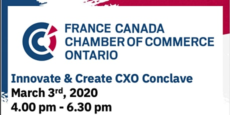 FCCCO Presents Innovate & Create CXO Conclave tickets