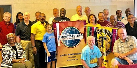 Get Up to Speak (GUTS) Toastmasters tickets