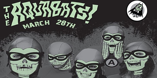 The Aquabats / Goodwin Club / Shock Therapy