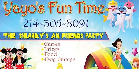 The Sharky's & Friend's Party tickets