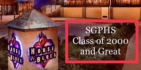SGP 2000 Reunion tickets