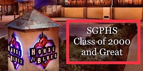 SGP 2000 Reunion tickets