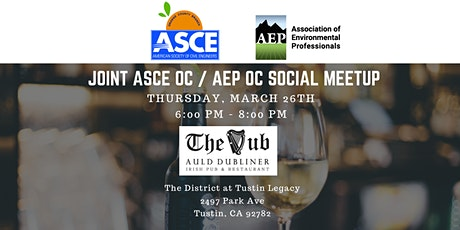 2020 Annual Joint ASCE OC/OCAEP Happy Hour tickets