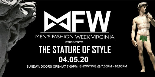 Men's Fashion Week Virginia Present The Stature of Style