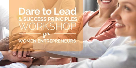 Dare to Lead and Success Principles Workshop tickets