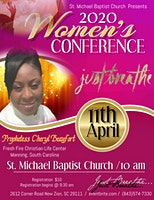 JUST BREATHE WOMEN'S CONFERENCE