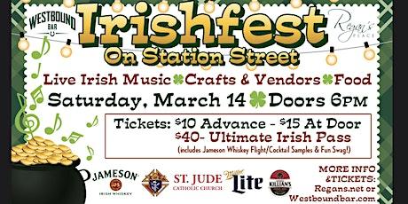 Irishfest on Station Street tickets