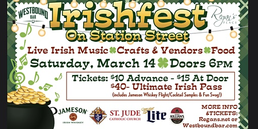Irishfest on Station Street