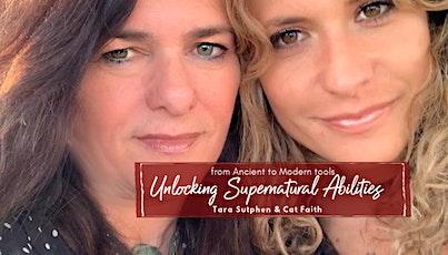 Unlocking Supernatural Abilities tickets