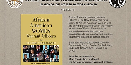African American Women Warrant Officers Book Presentation tickets