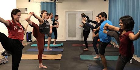 Yoga, Prana (Breath) and Dhyana (Meditation) tickets