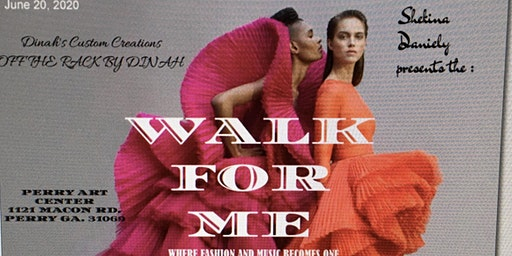 Walk For Me Charity Fashion Show